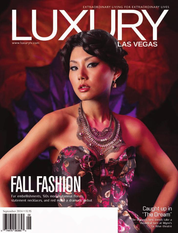 luxury las vegas magazine september  luxury homes las vegas