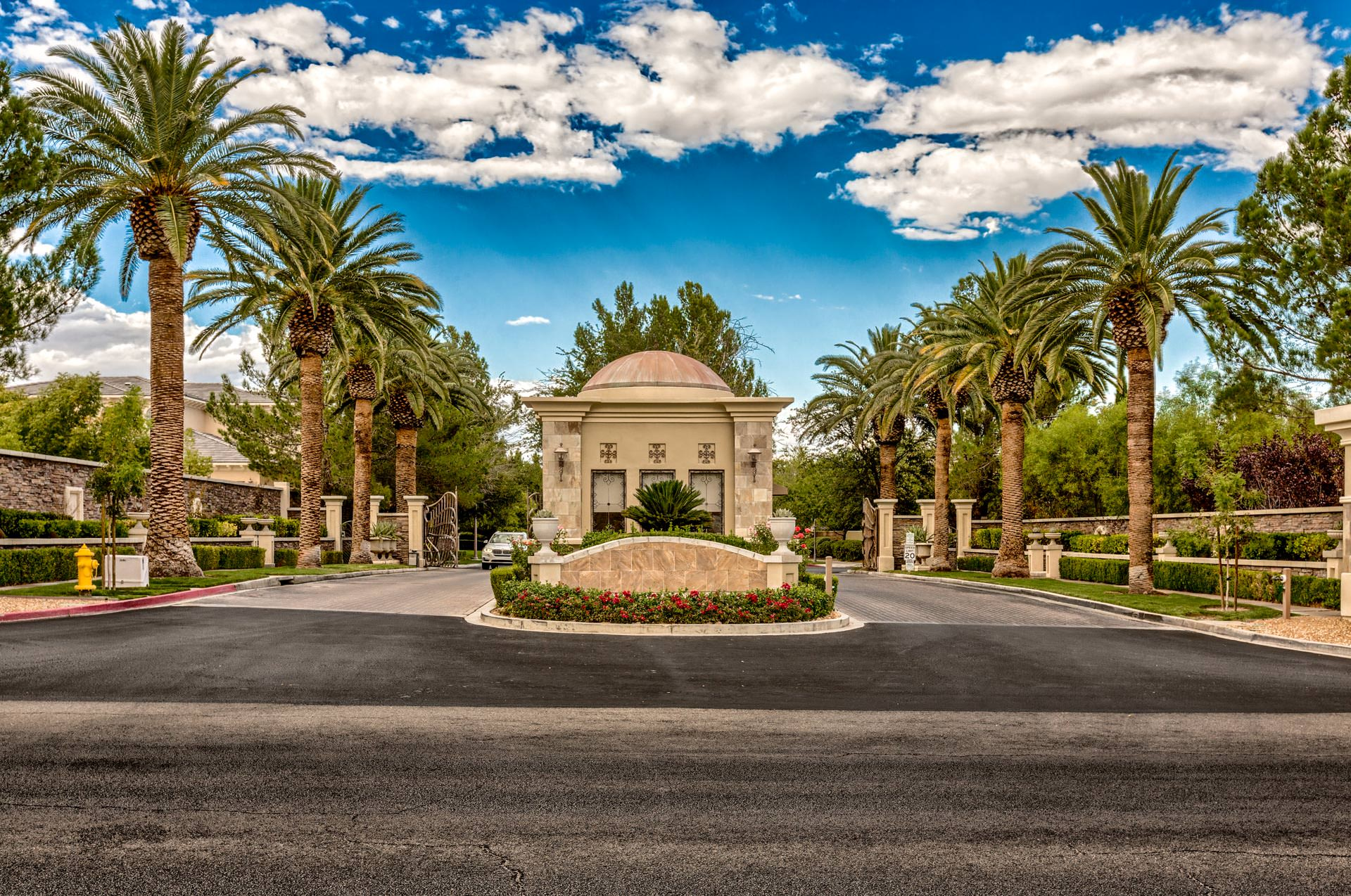 Bellacere las vegas homes for sale for Luxury house for sale in las vegas