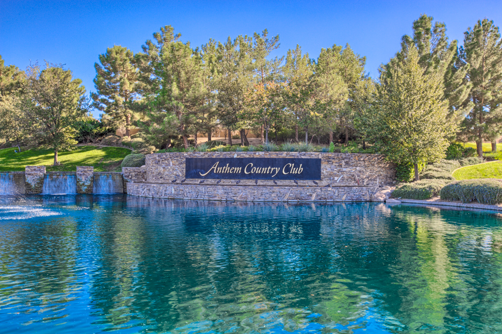 Anthem Country Club Henderson Homes For Sales
