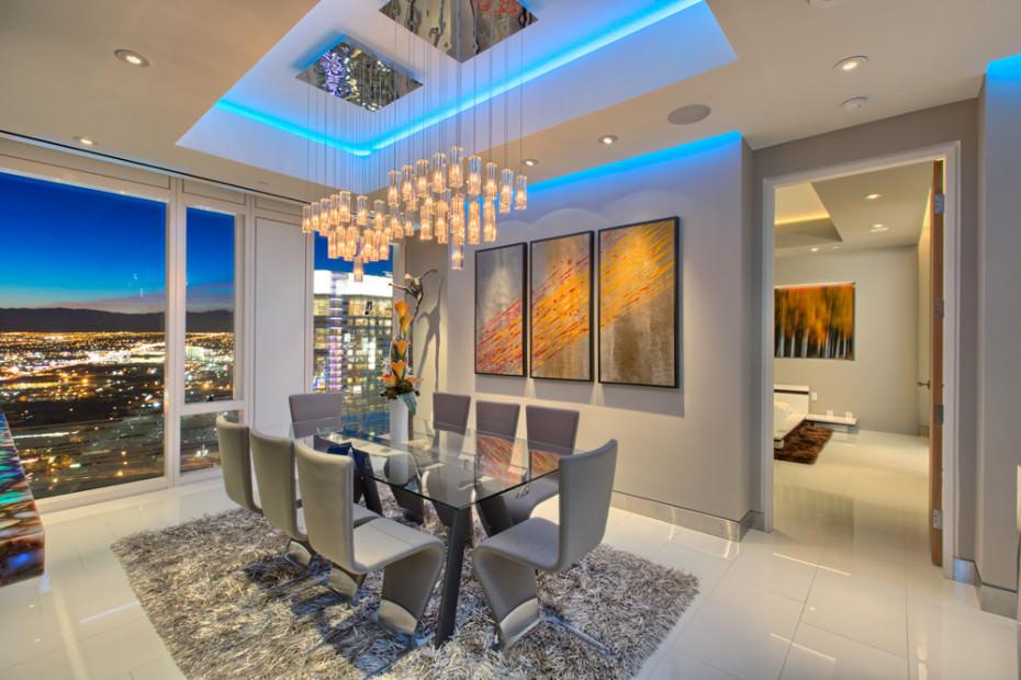 High Price Penthouses At Mandarin Oriental Las Vegas