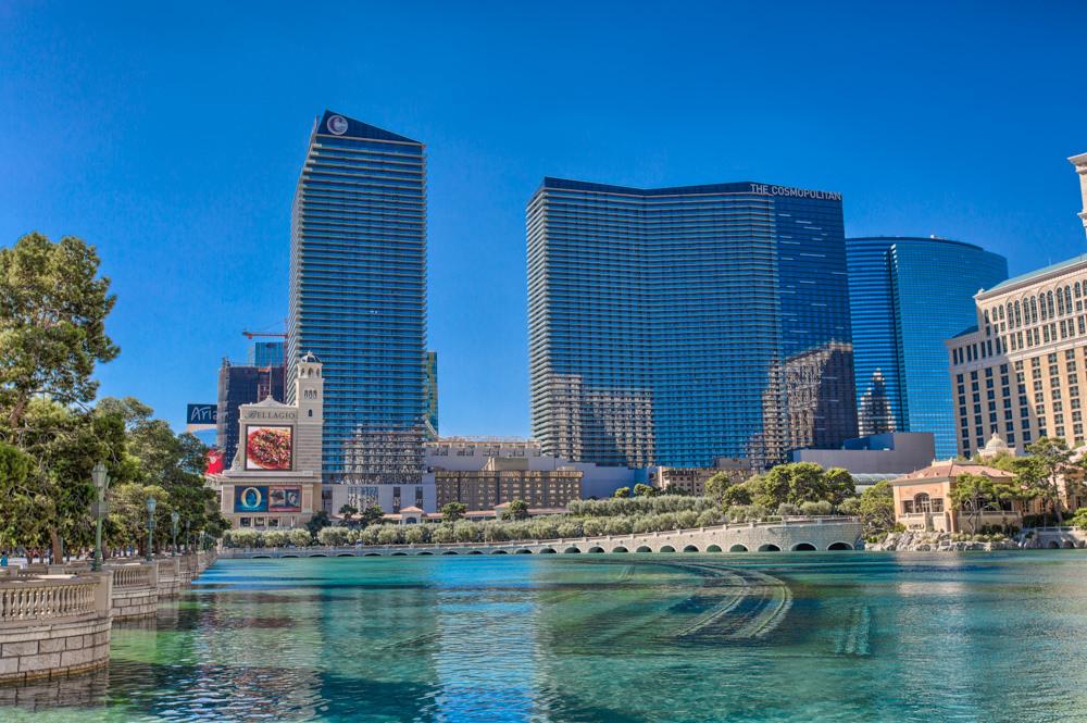 Cosmopolitan Las Vegas Address