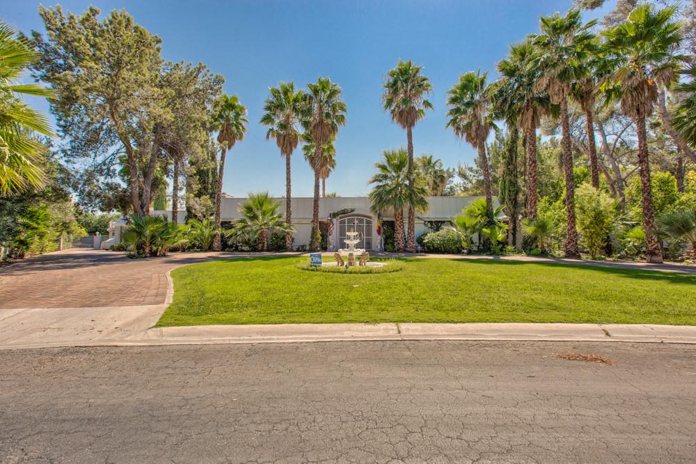 Rancho Circle Las Vegas Homes For Sale