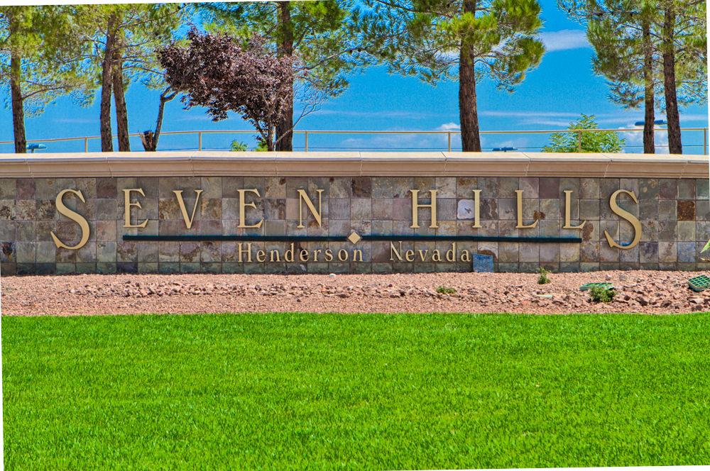 Seven Hills Las Vegas Homes For Sale