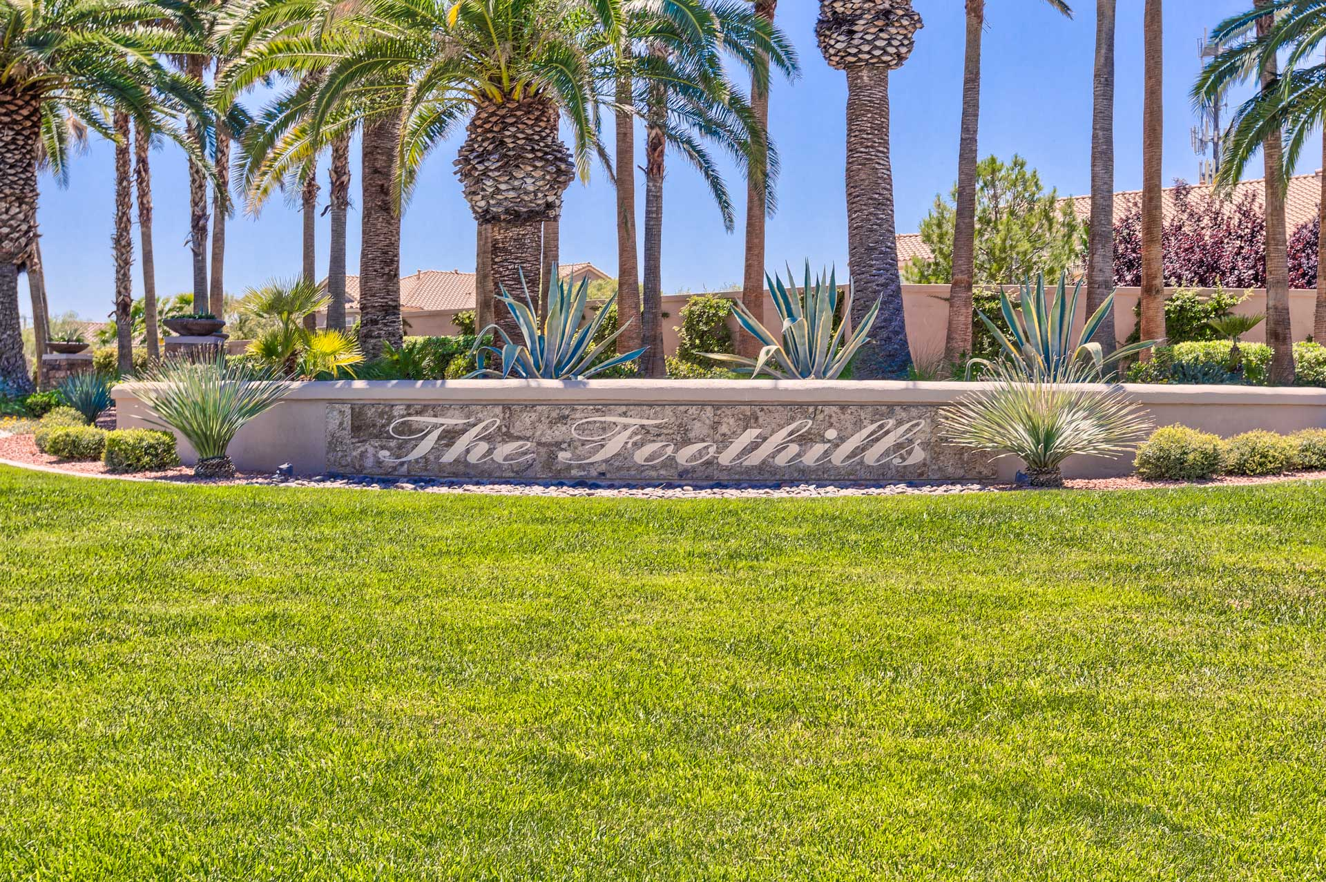the foothills las vegas homes for sale