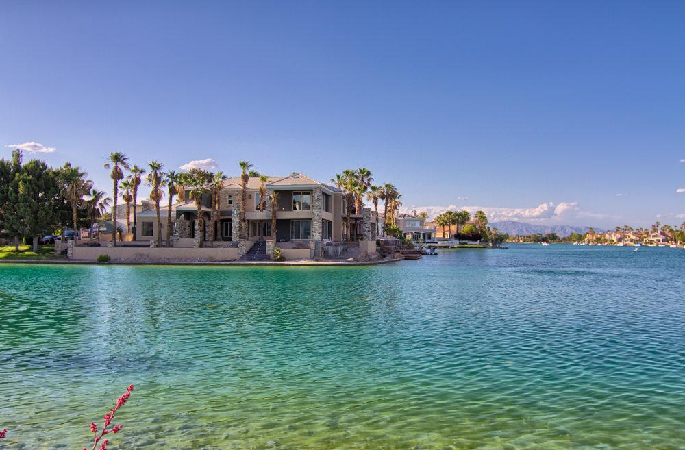 Lake Mead Waterfront Property