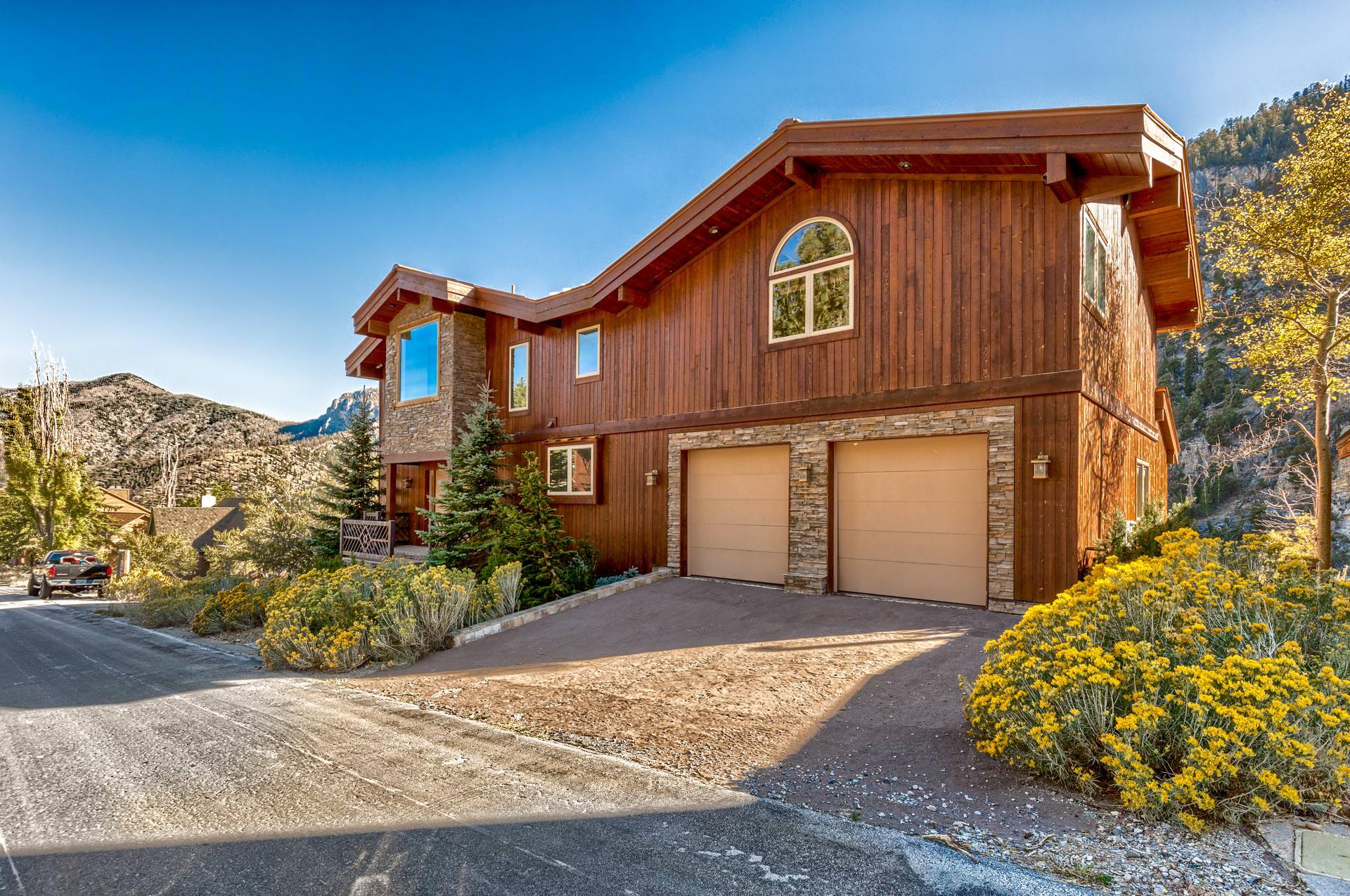 Mt Charleston Nevada Homes For Sale