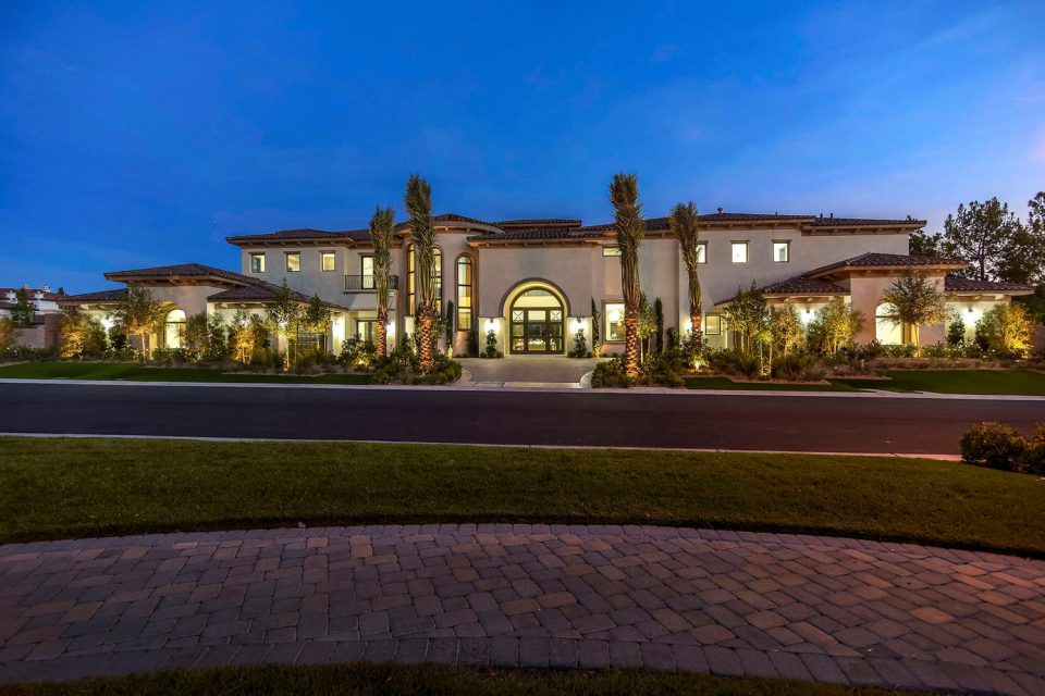 million dollar homes in las vegas for sale 5m