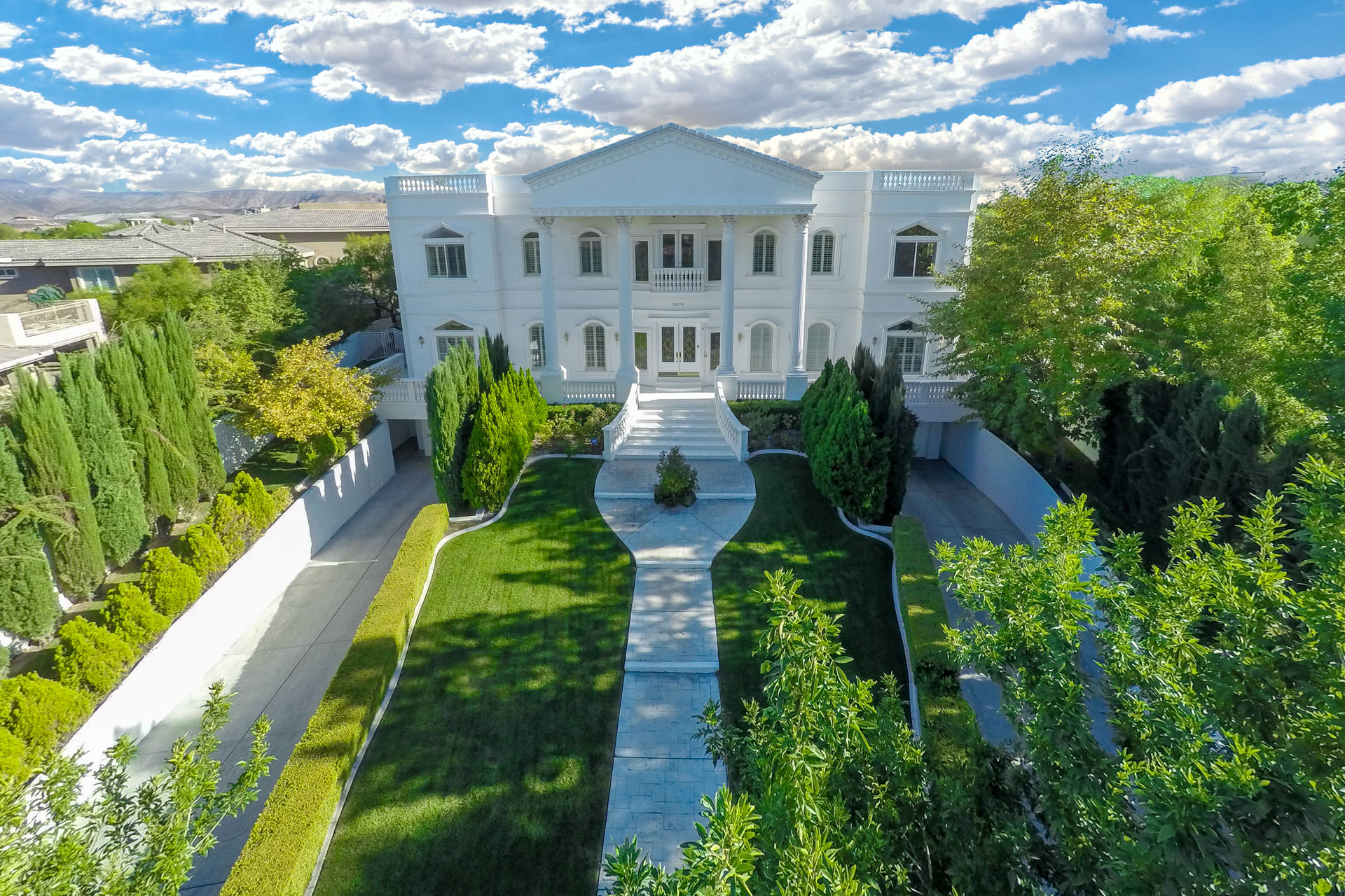 5 Most Expensive Las Vegas Luxury Homes
