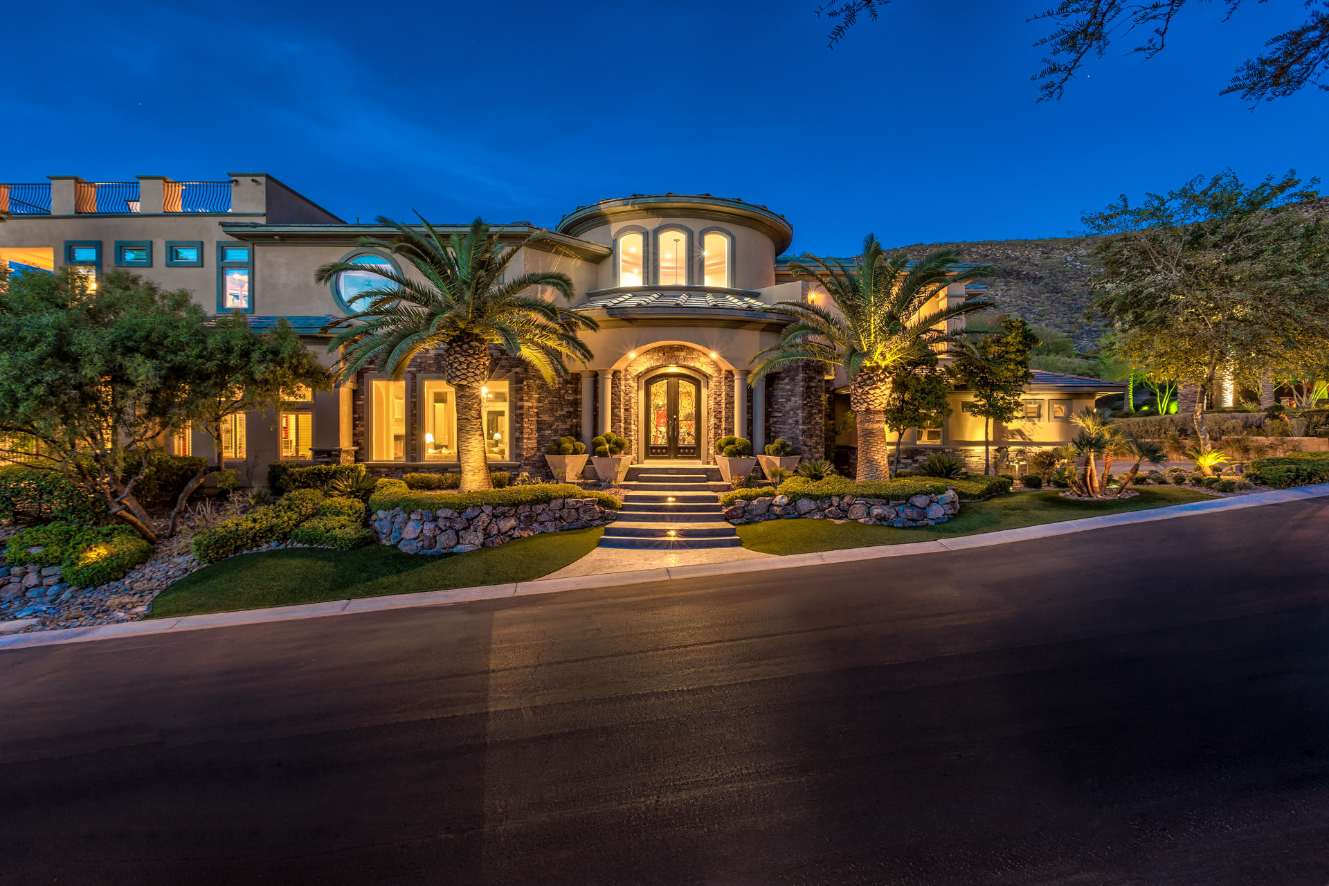 Million Dollar Homes In Las Vegas For Sale 1m 3m