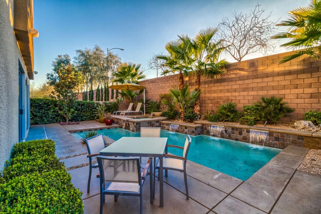 blue heron home luxury homes las vegas