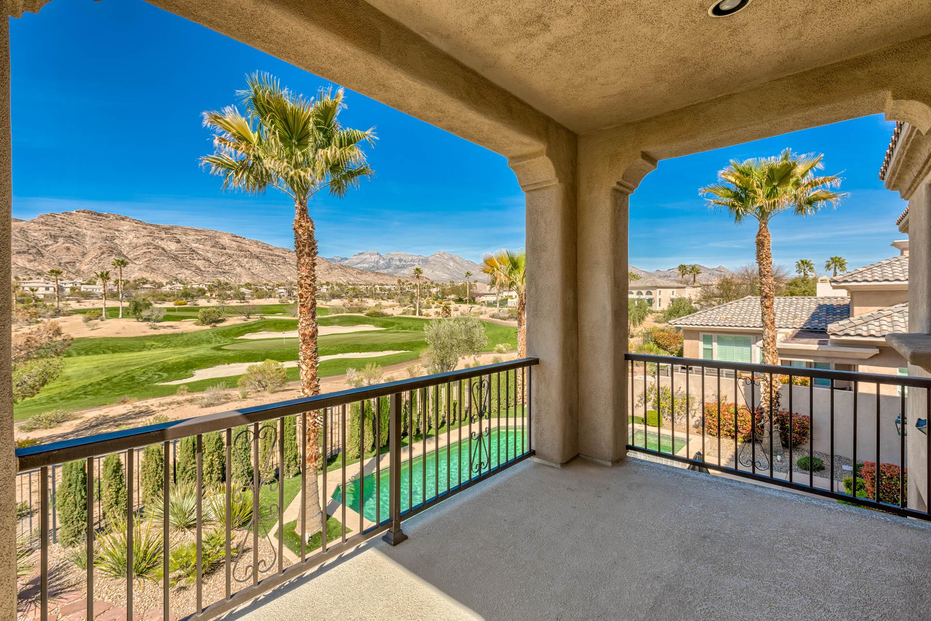 las vegas golf course homes for sale
