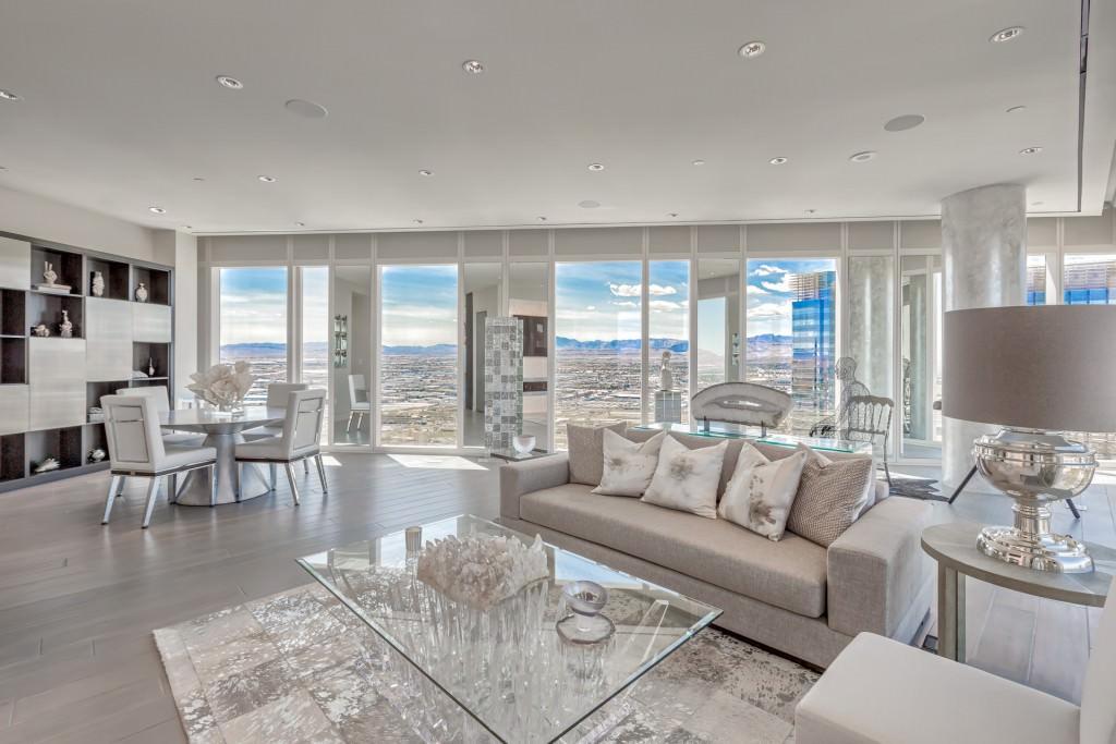 Waldorf Astoria Unit 3106 Luxury Homes Las Vegas