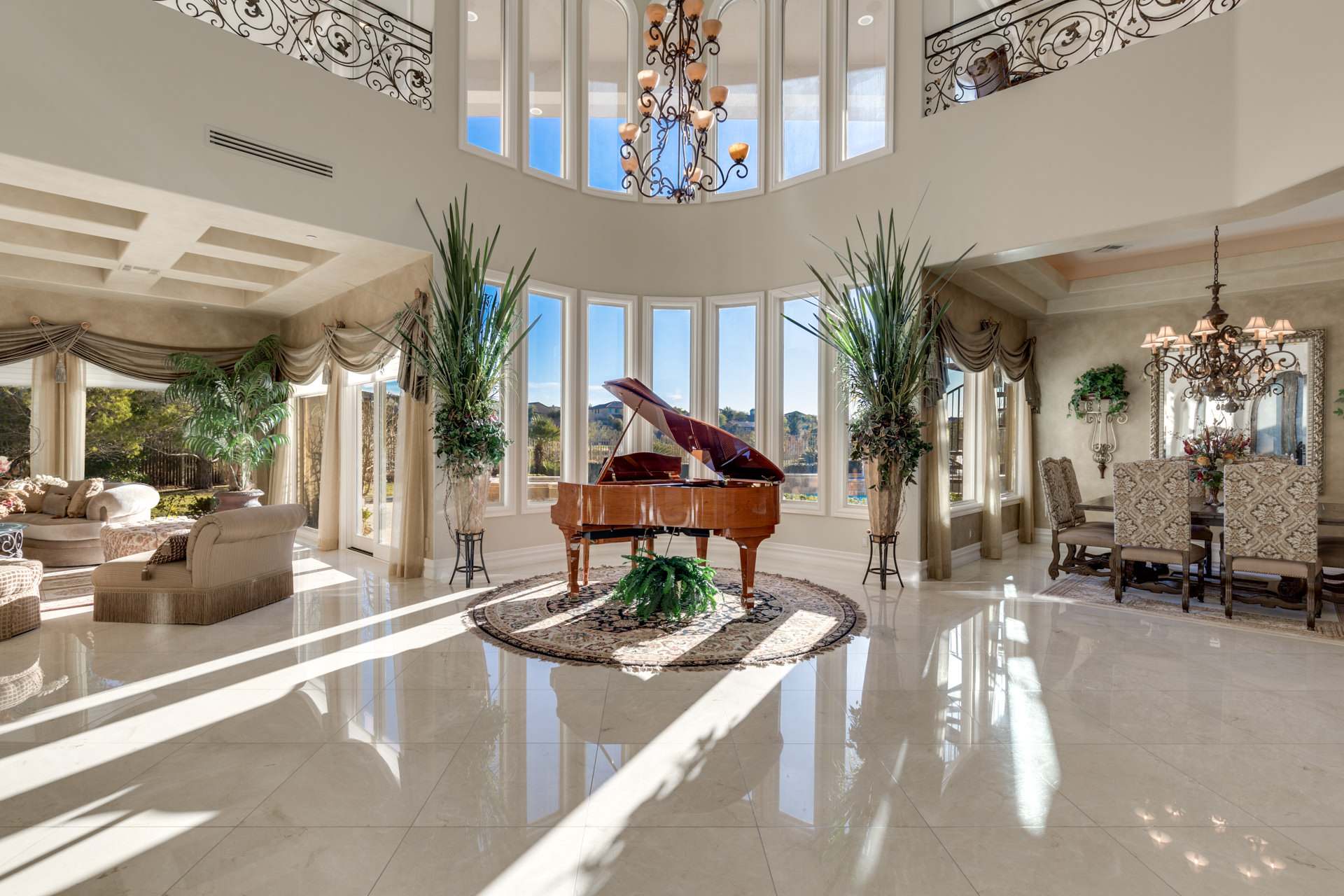 Million dollar homes in las vegas for sale 1m 3m for Best house anthems