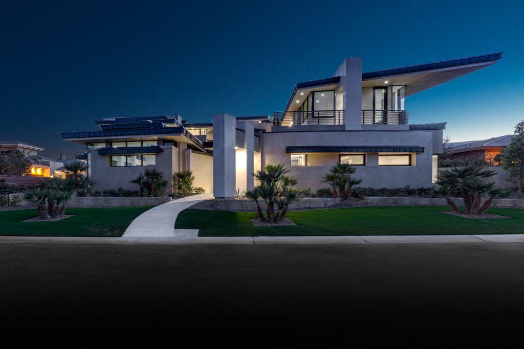The ridges las vegas for Las vegas luxury homes for sale
