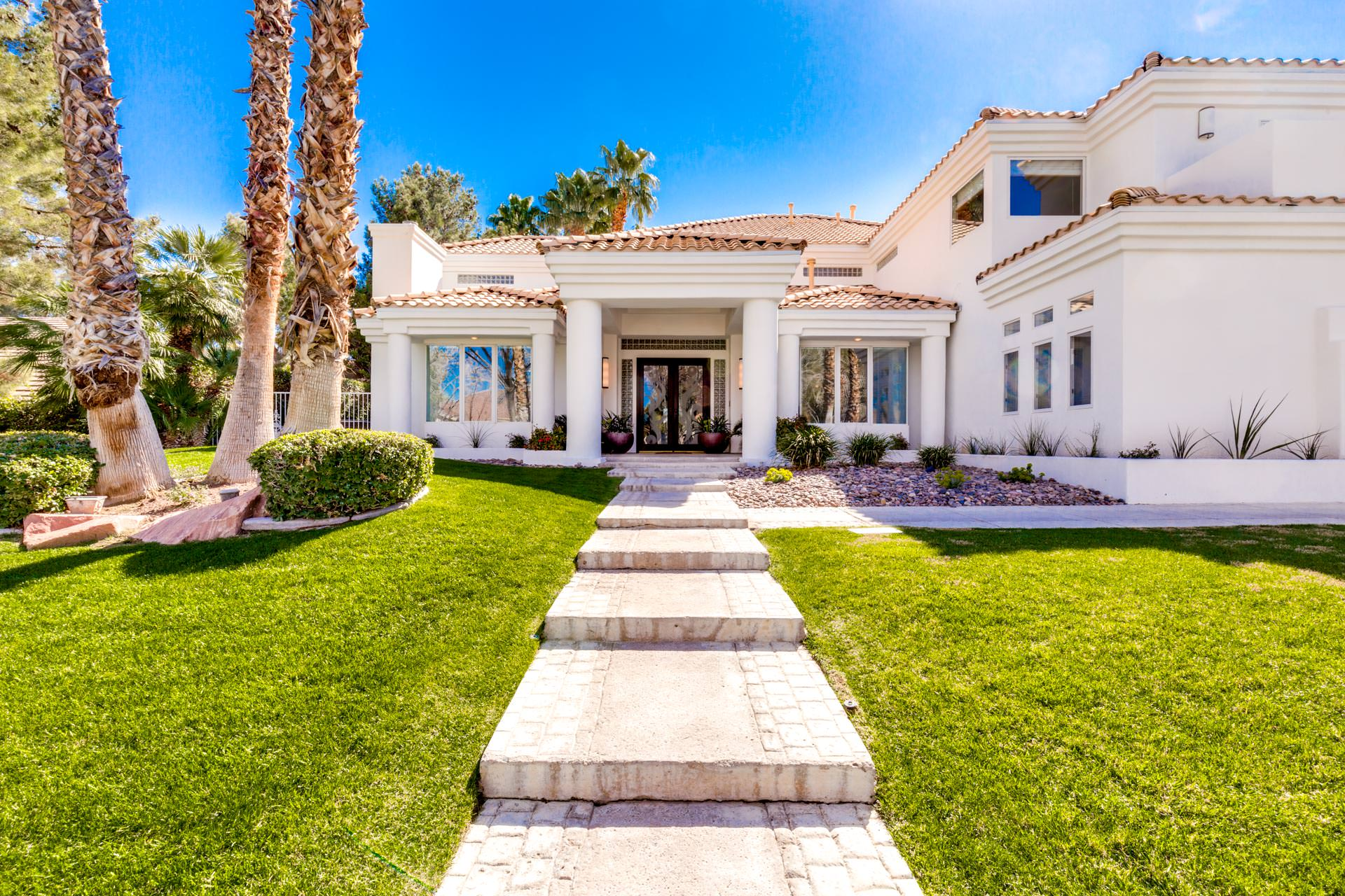 The fountains las vegas homes for sale for Luxury house for sale in las vegas