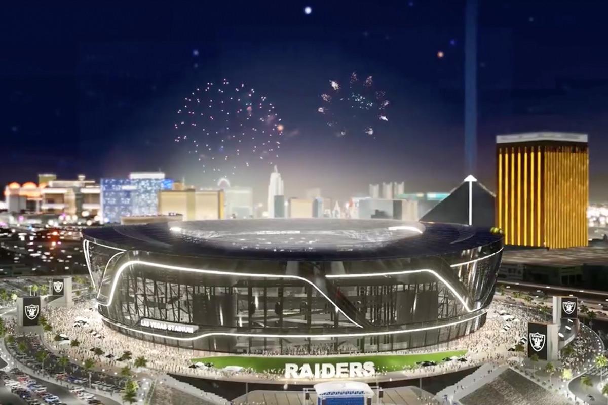 Raiders Will Make Las Vegas Home Luxury Homes Las Vegas