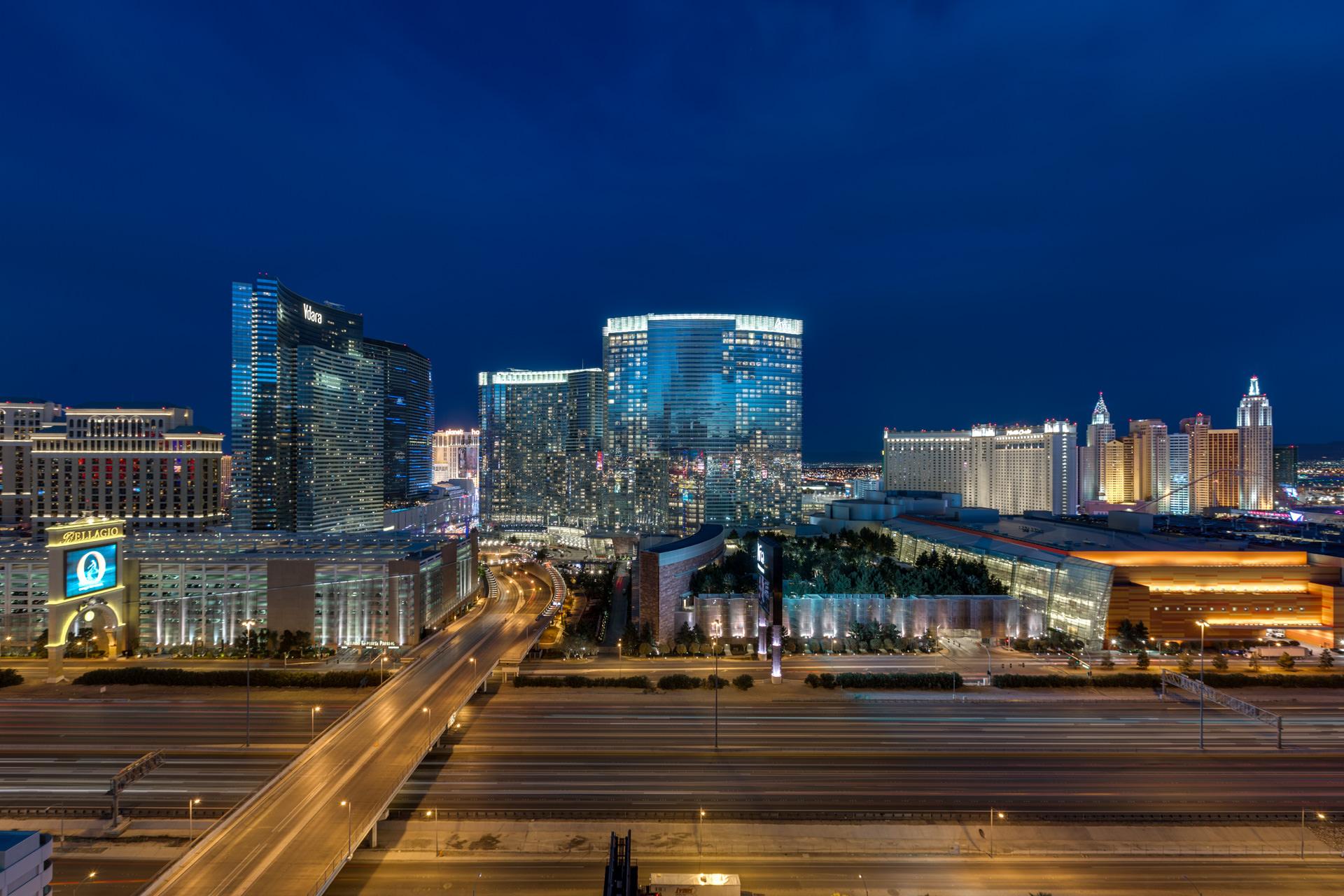 Panorama Towers Las Vegas Unit 2207