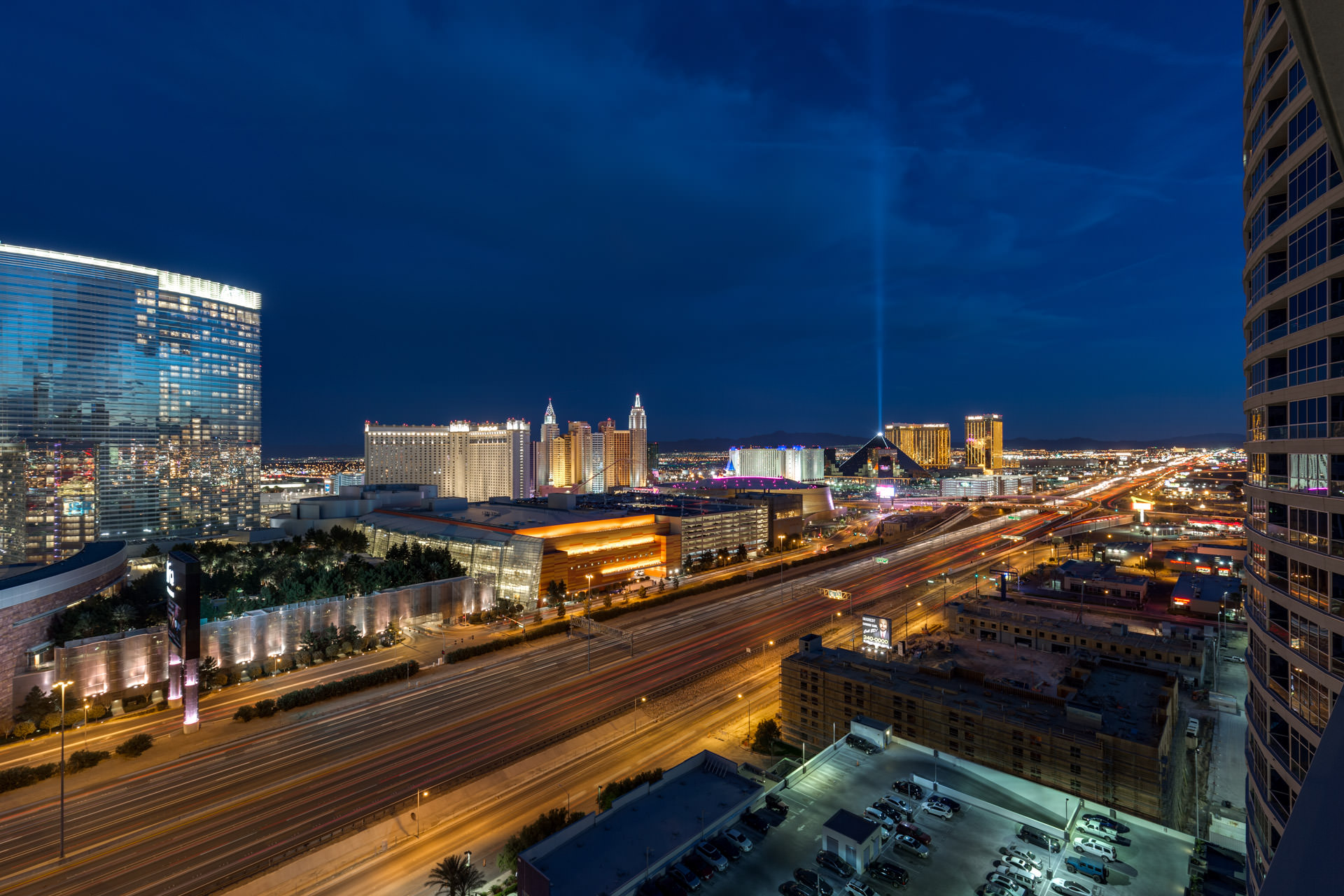 Panorama Towers Las Vegas Unit 2207