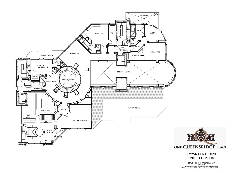 One Queensridge Place Las Vegas Unit 1802