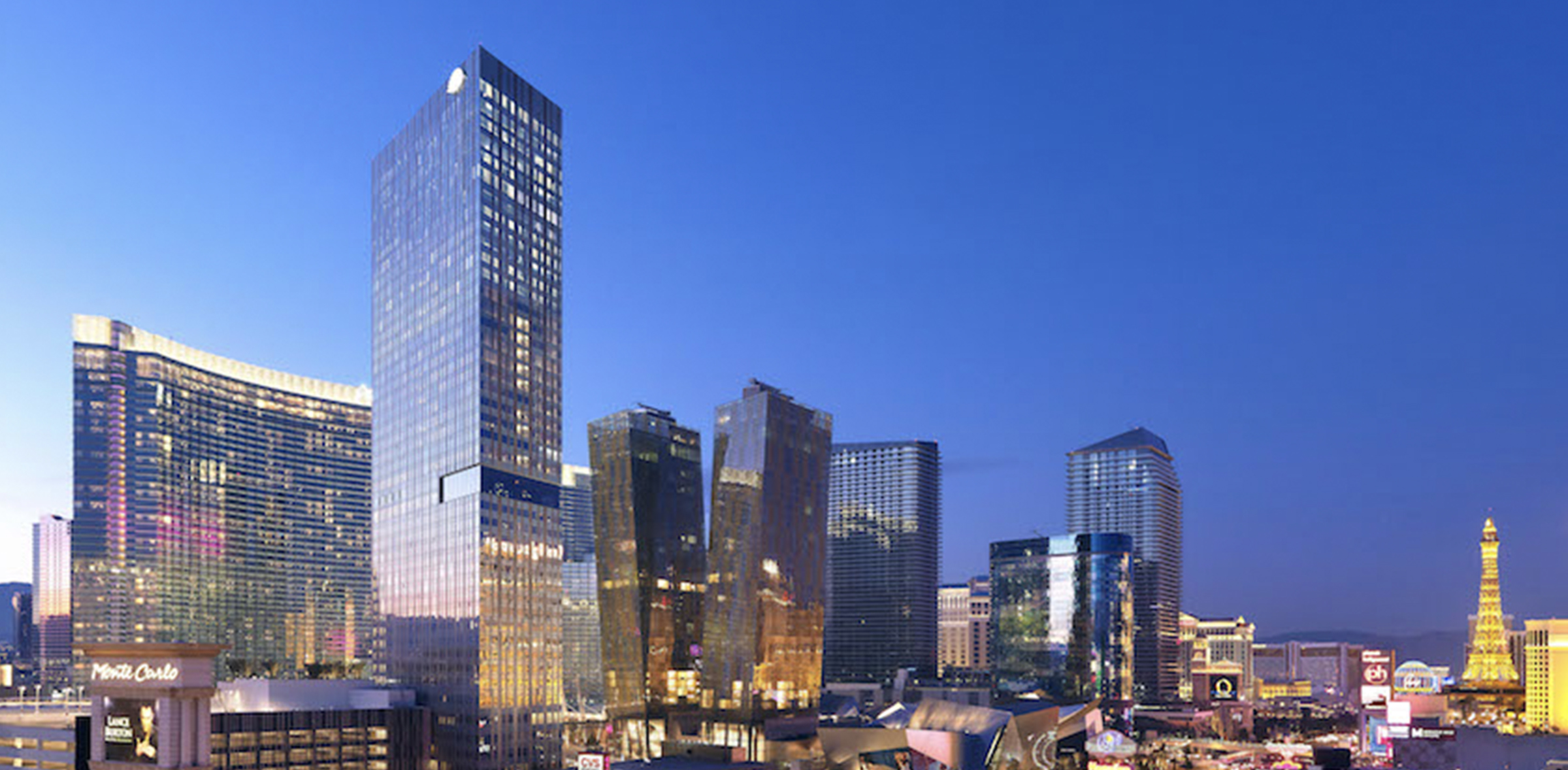 Hot List Top Pick for High Rises: Mandarin Oriental