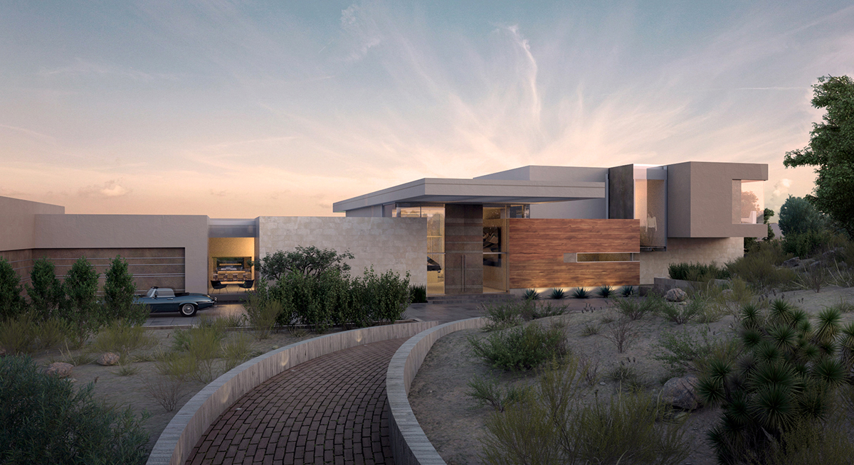 Custom Designed Home by Architect Firm Atlas