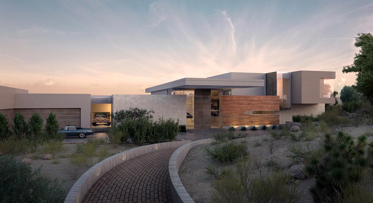Custom Designed Home by Architect Firm Atlas