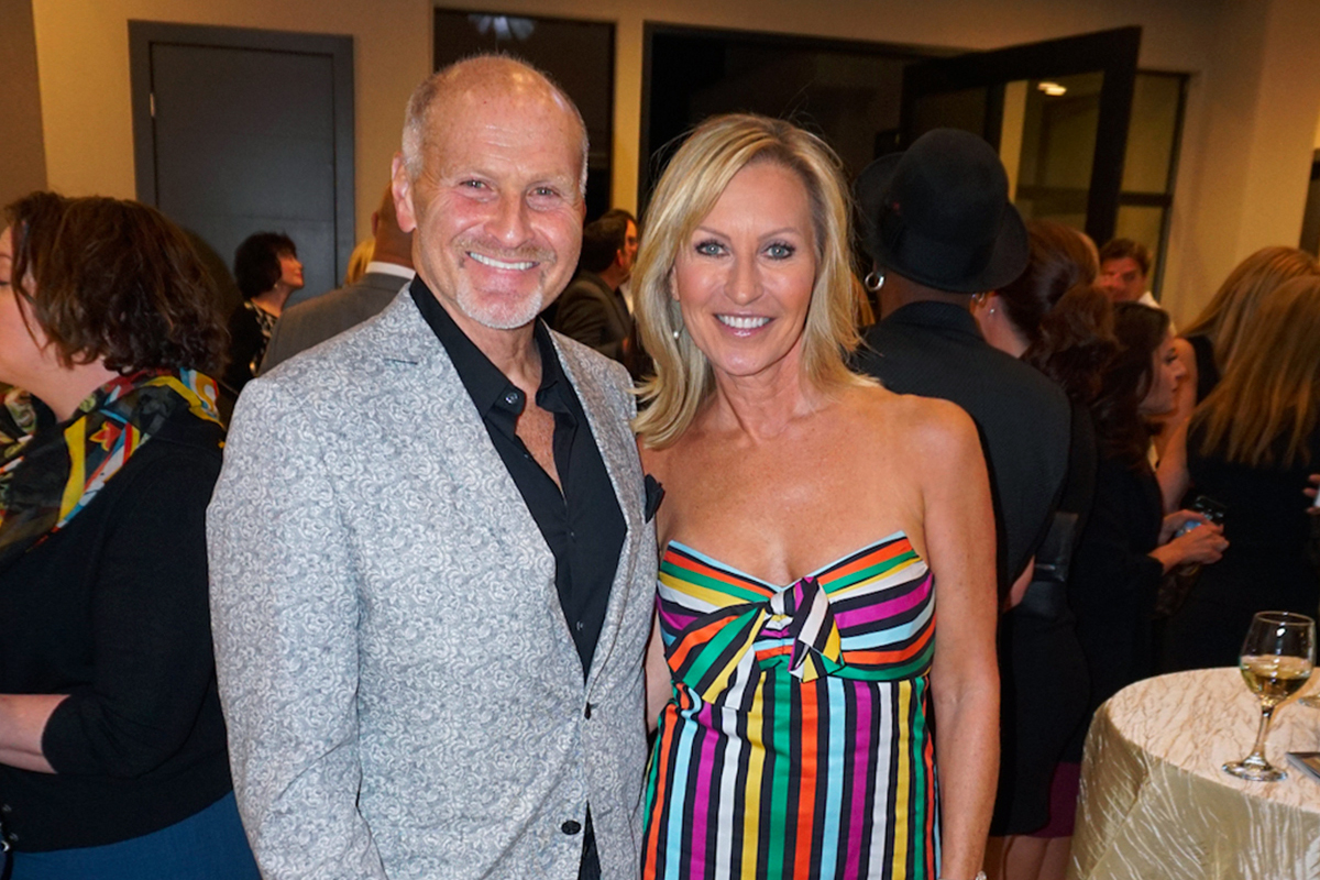Vegas Gives Event - Lee Medick Riseman