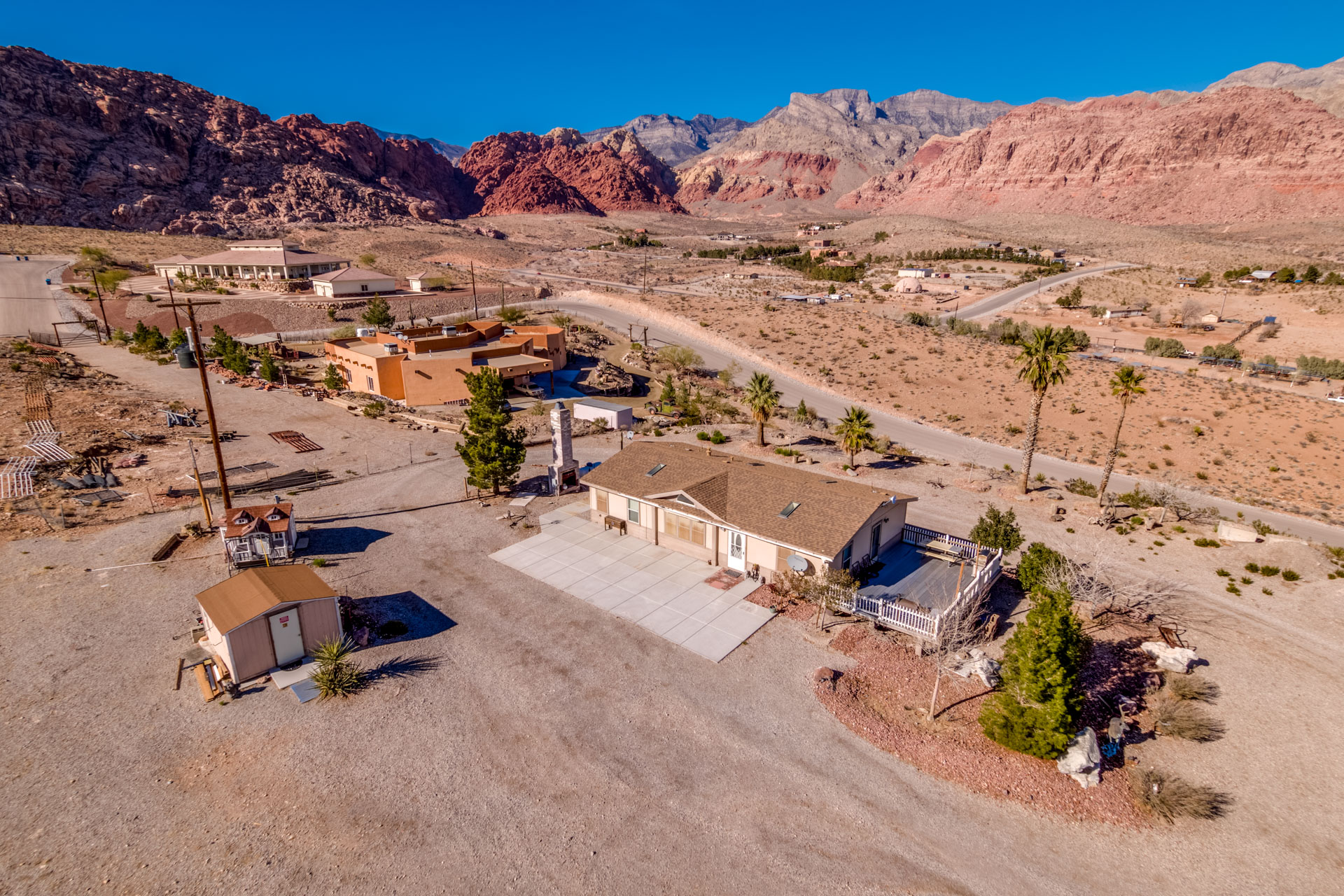 Calico Basin Las Vegas Homes And Land For Sale
