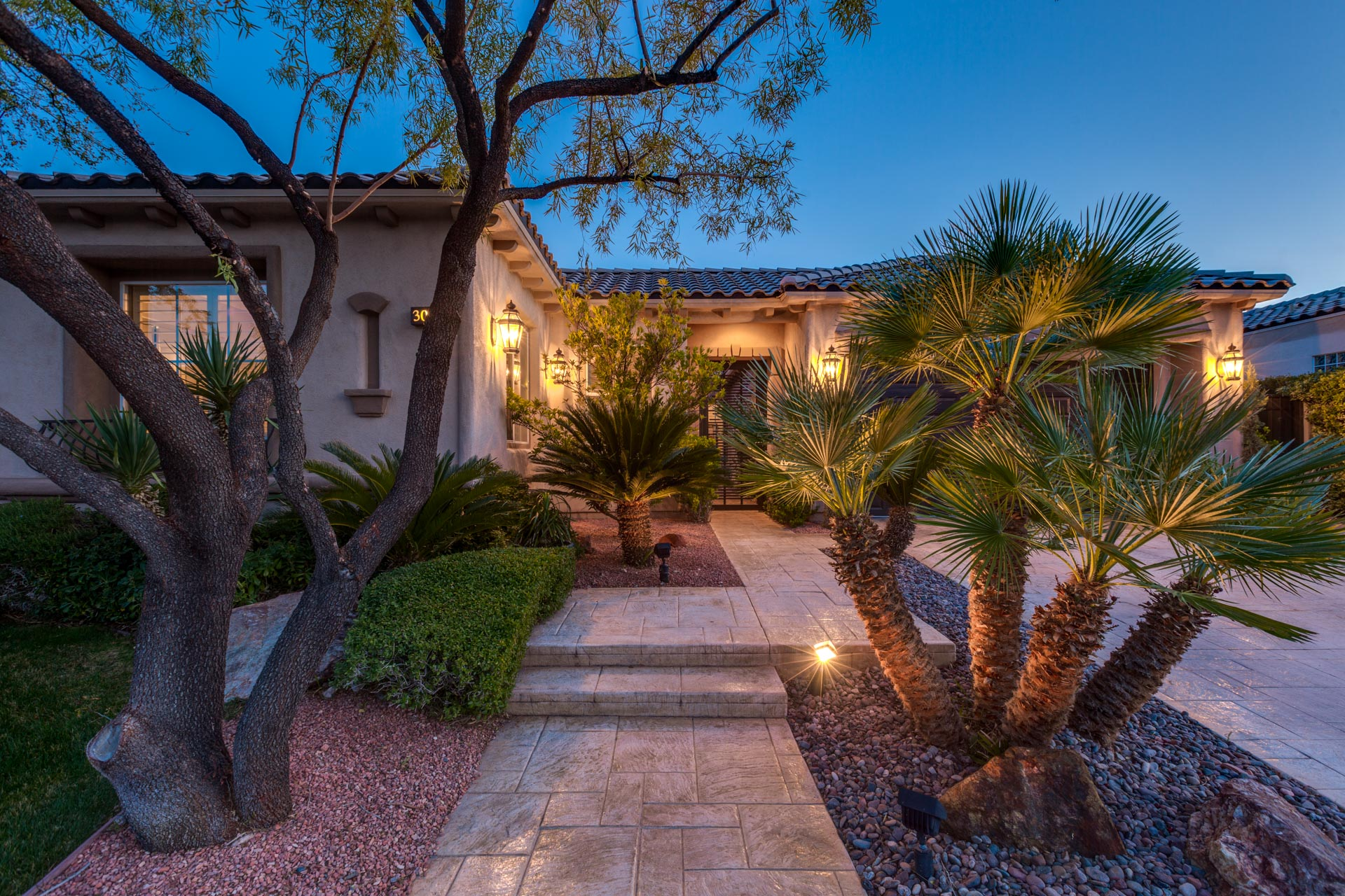 Red Rock Country Club Luxury Homes Las Vegas