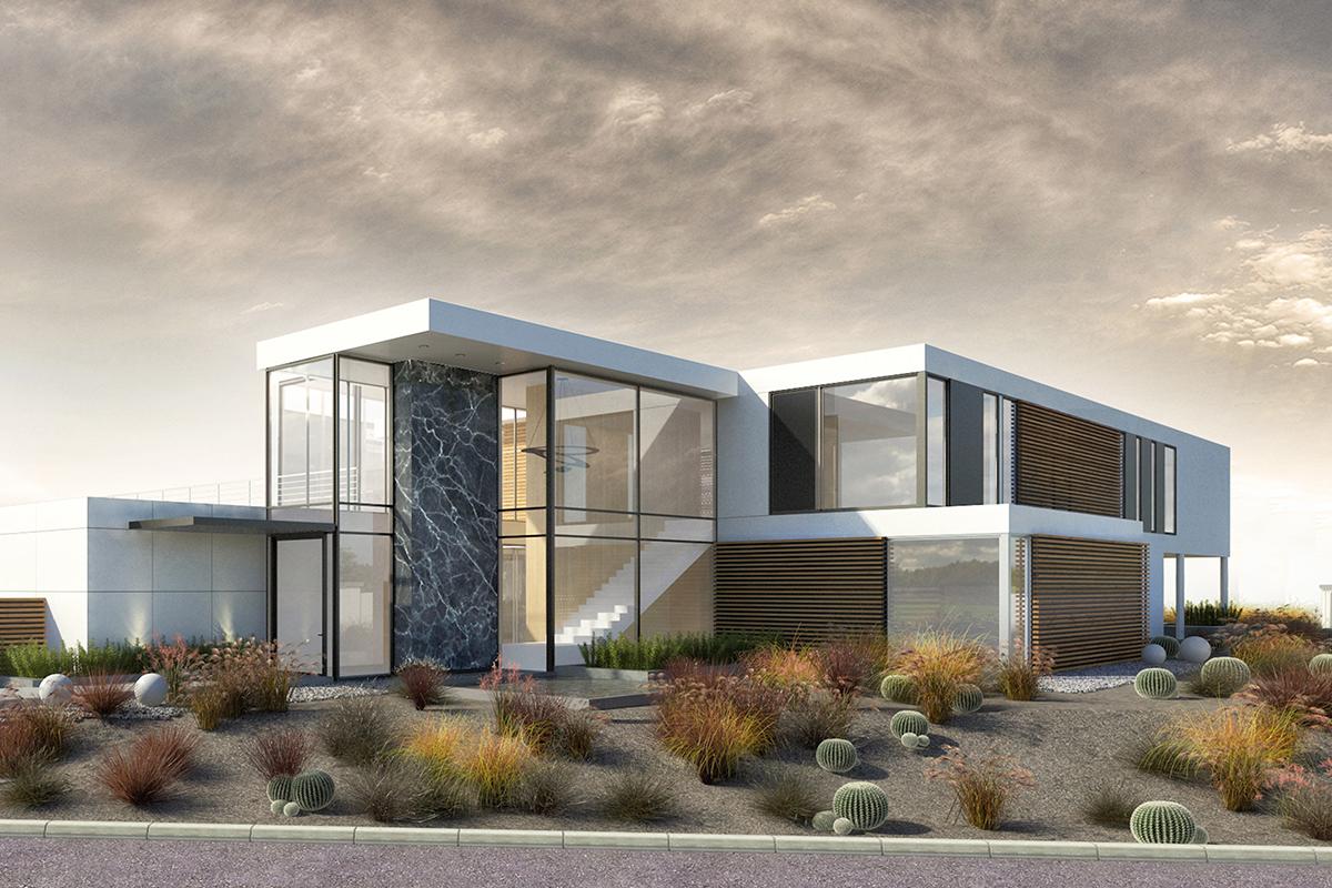 Behind the Design - Michael Gardner - Luxury Homes Las Vegas