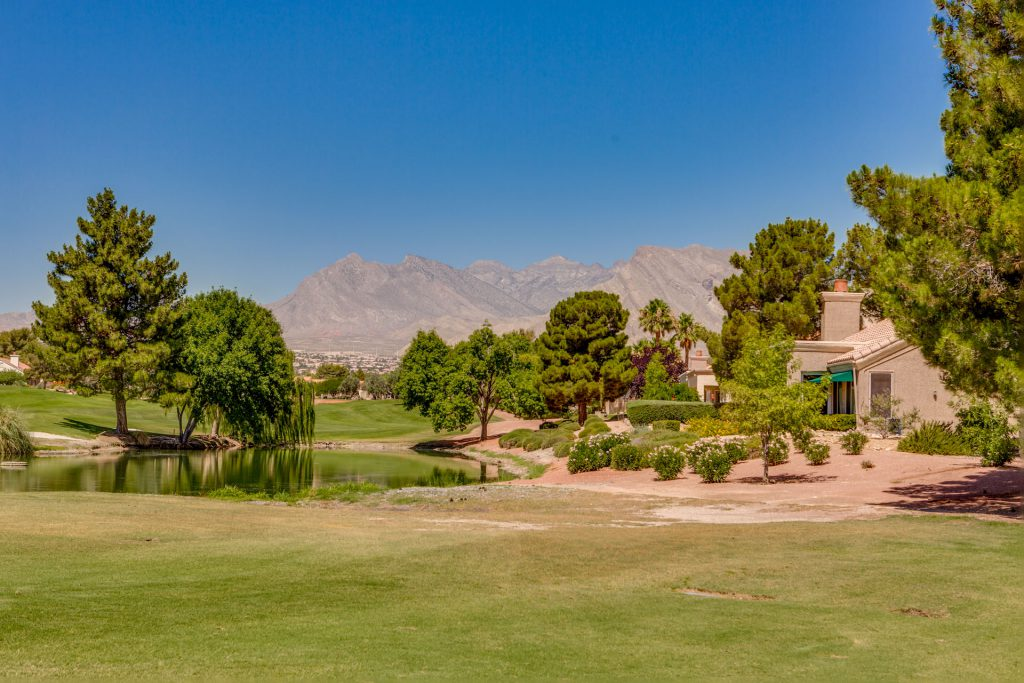 Sun City Summerlin Luxury Homes Las Vegas