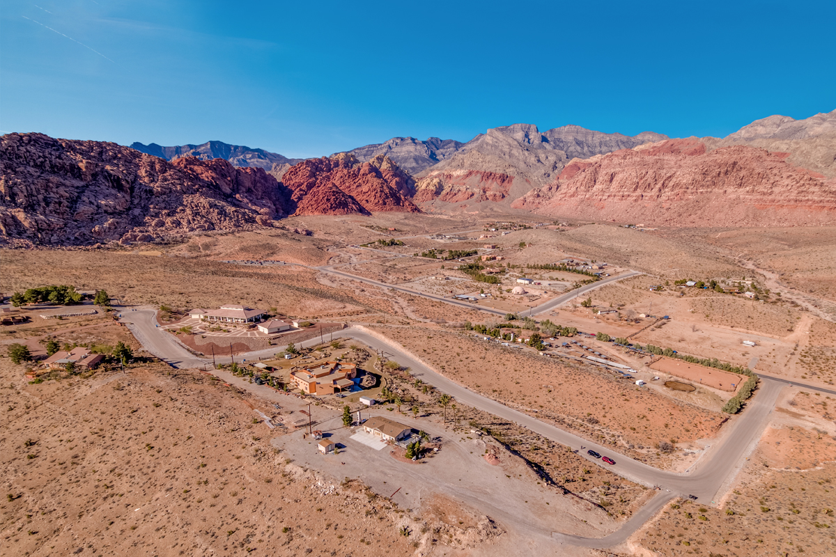Calico Basin Lot for Sale