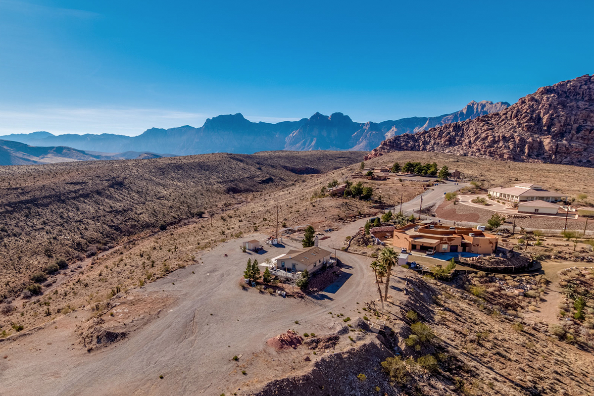 Calico Basin Home For Sale 2435 Joylin Street