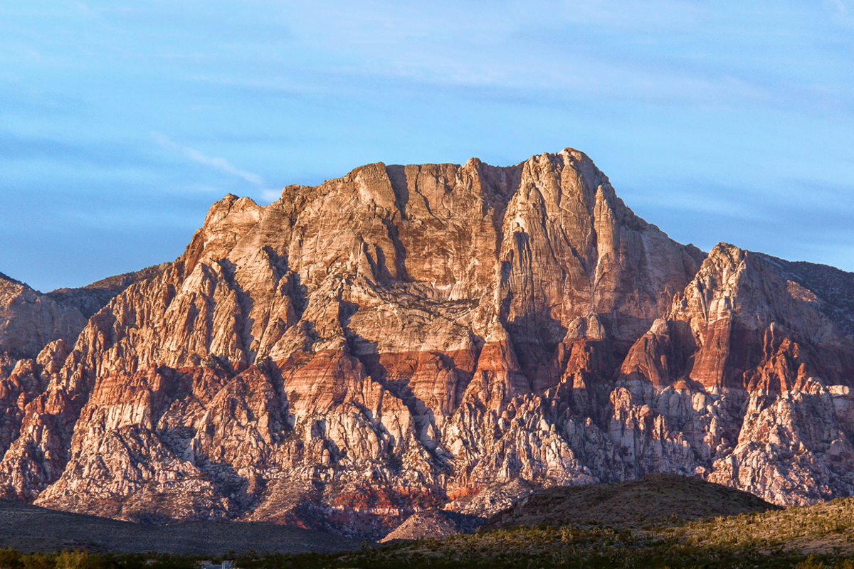 Imagine Living Among The Beauty Of Red Rock Canyon, Where Colorful  Sandstone Formations And Desert Plant Life Join Together To Form One Of The  Most Engaging ...
