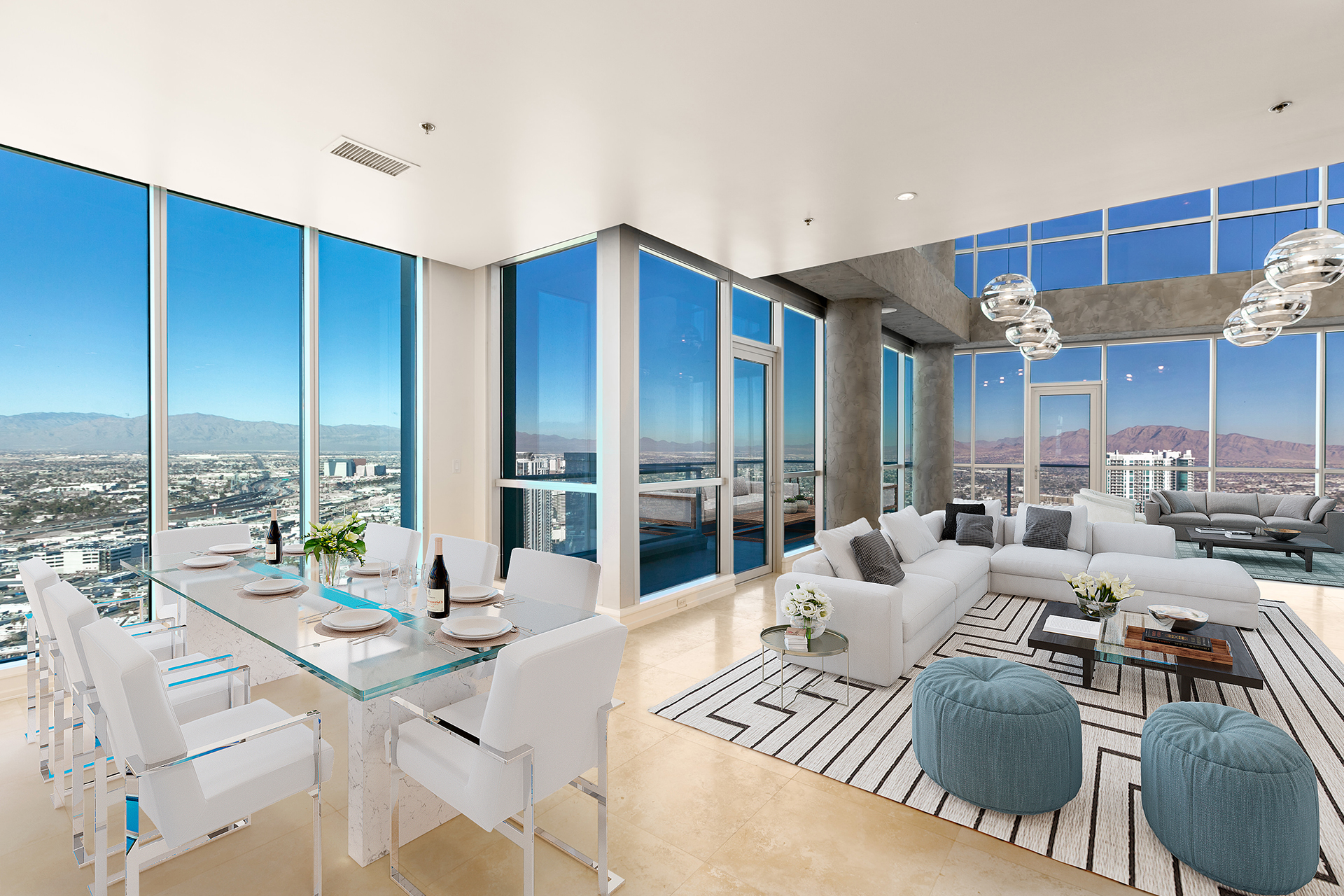 Sky Las Vegas Penthouse for sale