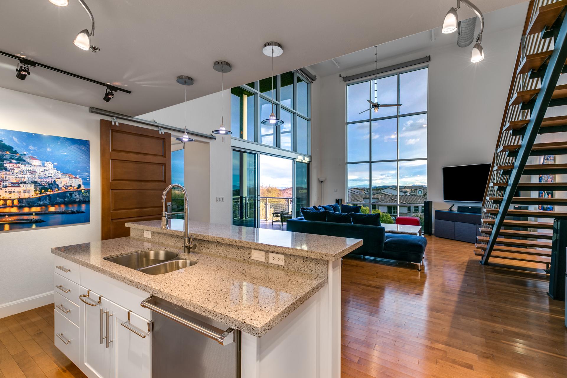 C2 Lofts Unit 212 Luxury Homes Las Vegas