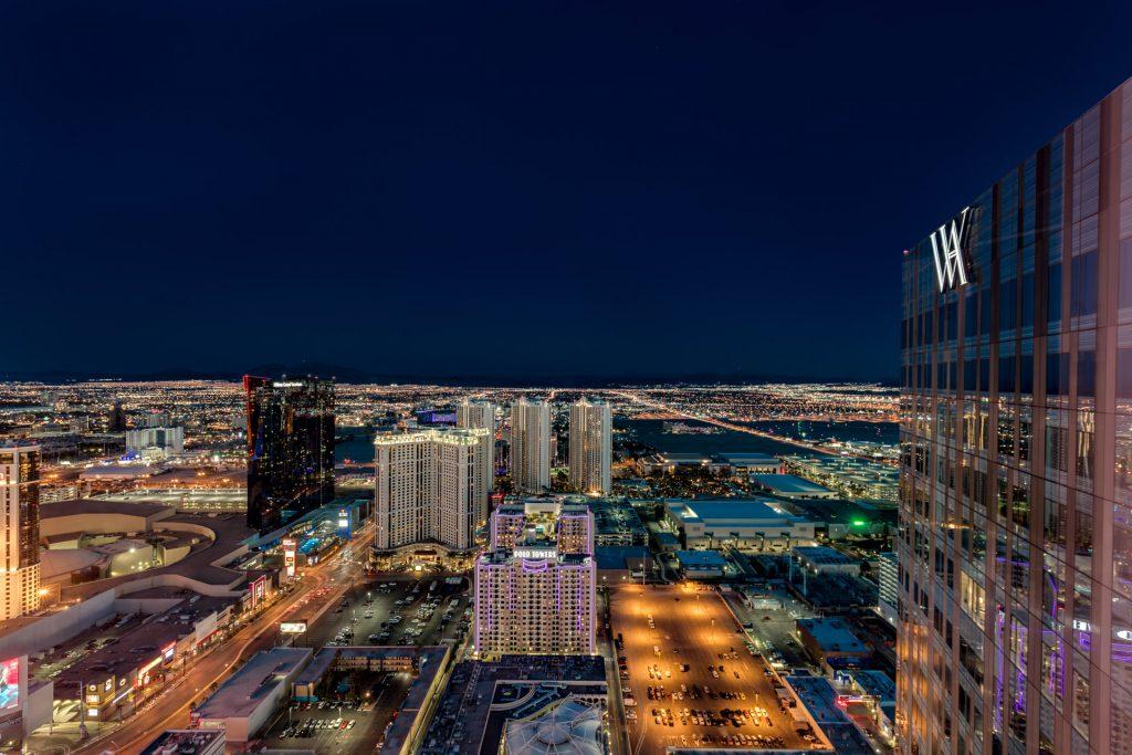 Garage Floor Finishes >> Waldorf Astoria Unit 4606 - Luxury Homes Las Vegas
