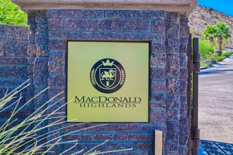 Las Vegas Luxury Community Macdonald Highlands Homes