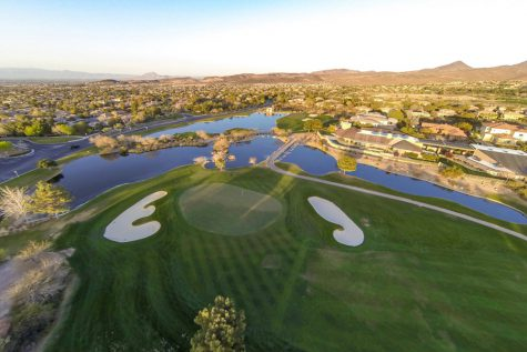 Las Vegas Homes with Golf Courses Views Golfing Community
