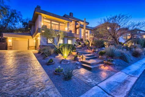 Las vegas luxury homes for Million dollar homes for sale in las vegas
