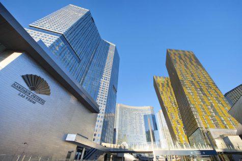 Mandarin Oriental High Rise Condos Las Vegas