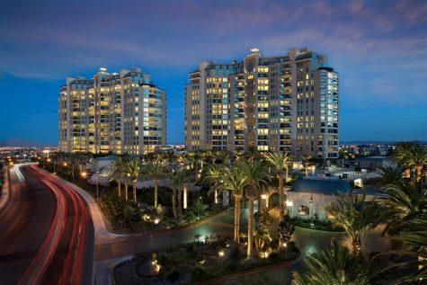 One Queensridge Place Tower Las Vegas High Rise Condo