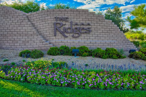 Las Vegas Luxury Community The Ridges Homes